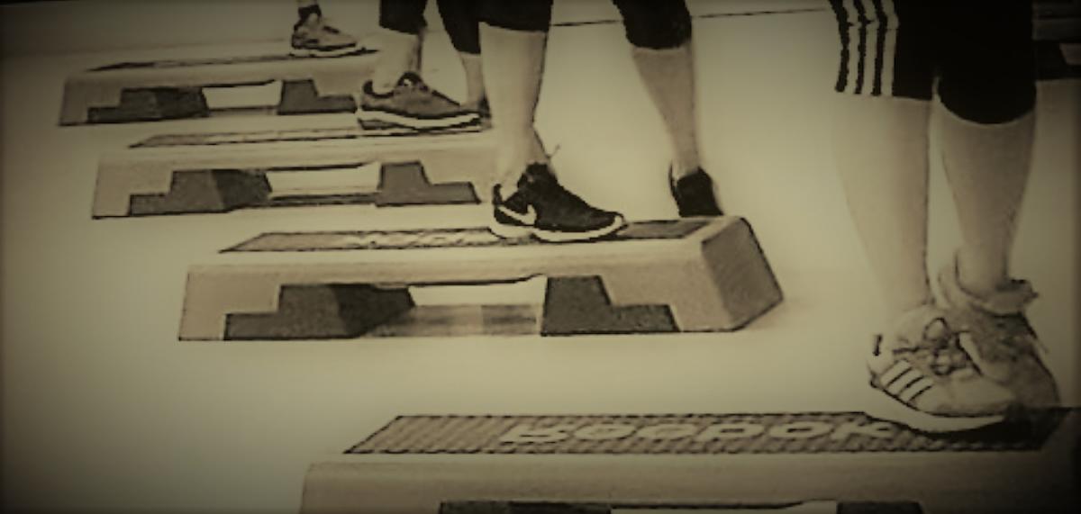 Steps mit Füßen AFC